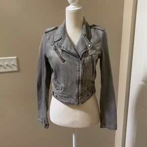 Levi's | Women's Gray Jeans Jacket (S)